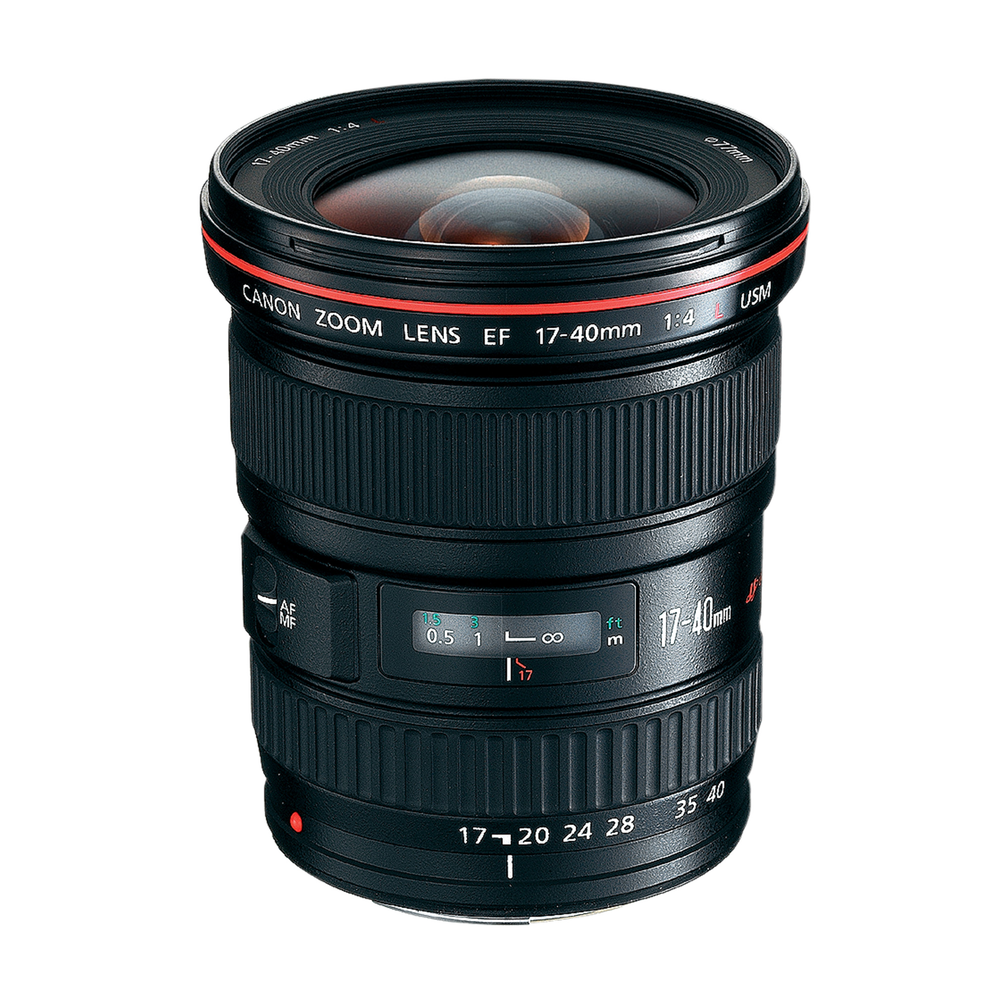 Canon 17-40mm f/4 L Review