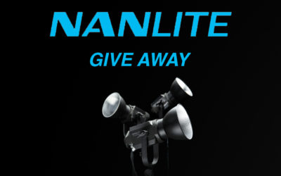 Nanlite give-away actie