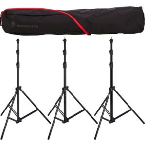 3 Pack Manfrotto BAC 1004